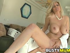 Julia Ann has big tits