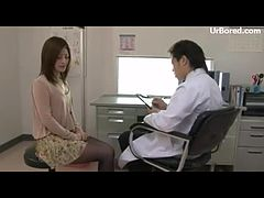 horny wife cheating sex with doctor,worker 02